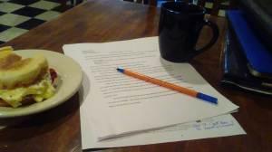 writingtable